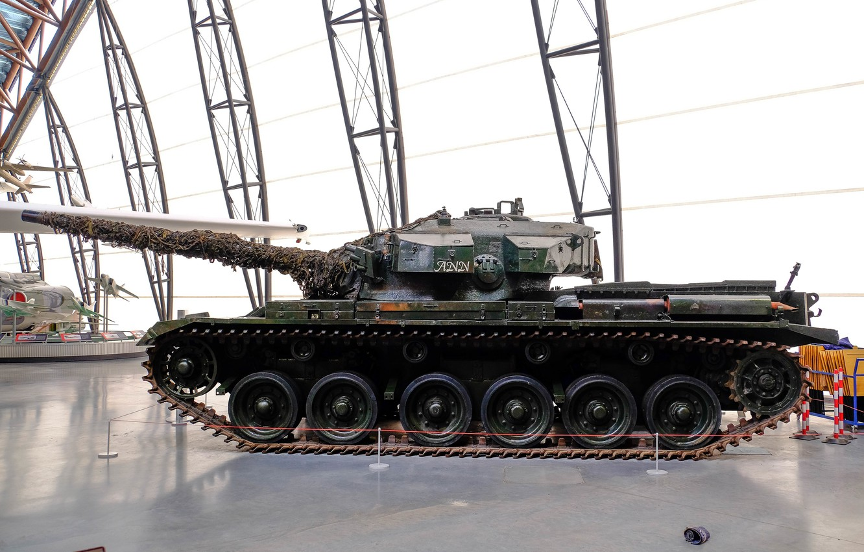 Фото обои танк, музей, бронетехника, средний, Centurion