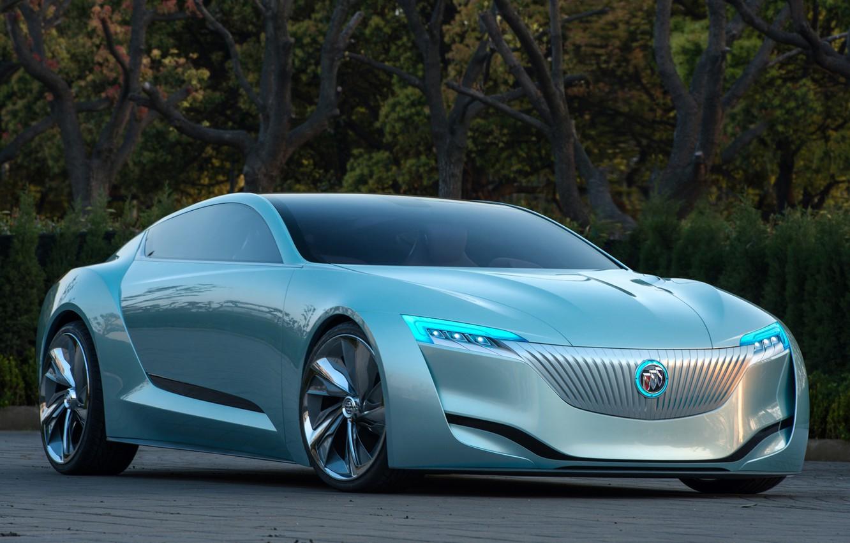 Фото обои Concept, концепт, красивый, Riviera, Buick