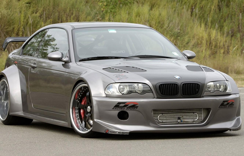 Фото обои BMW, sport