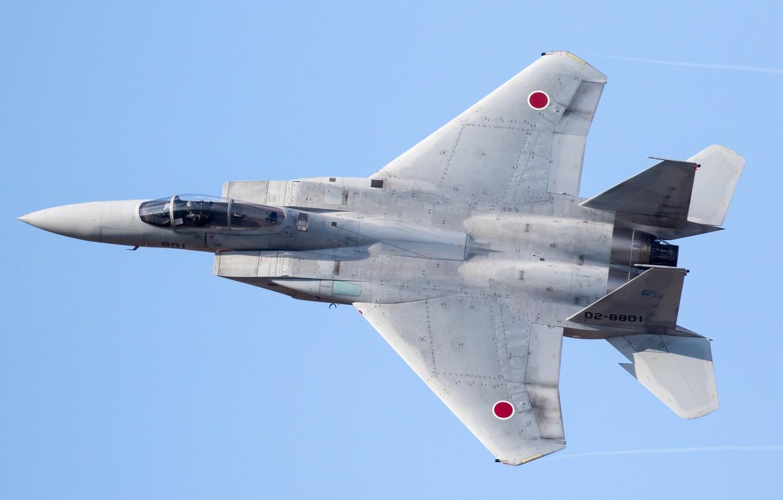 Обои Самолёт, f-15j. Авиация foto 6