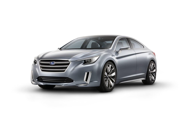Фото обои Concept, Subaru, Legacy