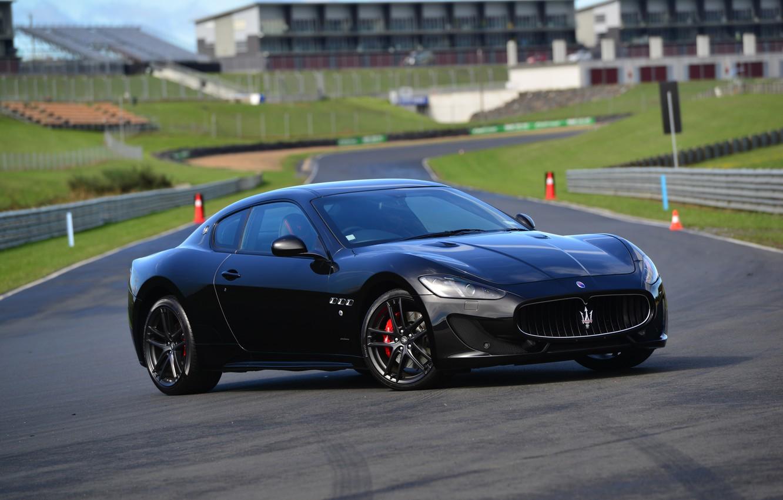 Фото обои Maserati, суперкар, GranTurismo, мазерати, 2015, MC Sportline