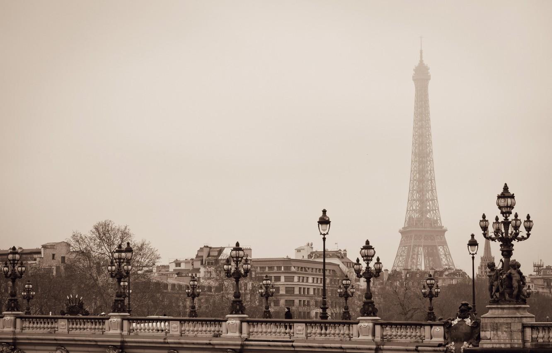 Обои pont alexandre iii, мост александра iii, paris, france. Города foto 11