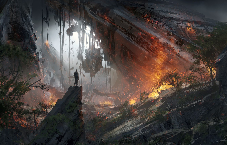 Фото обои Game, Titanfall 2, EA