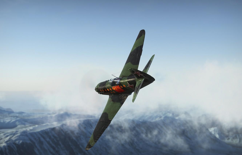 Обои ла-7, советский, одномоторный, одноместный, лавочкин. Авиация foto 13