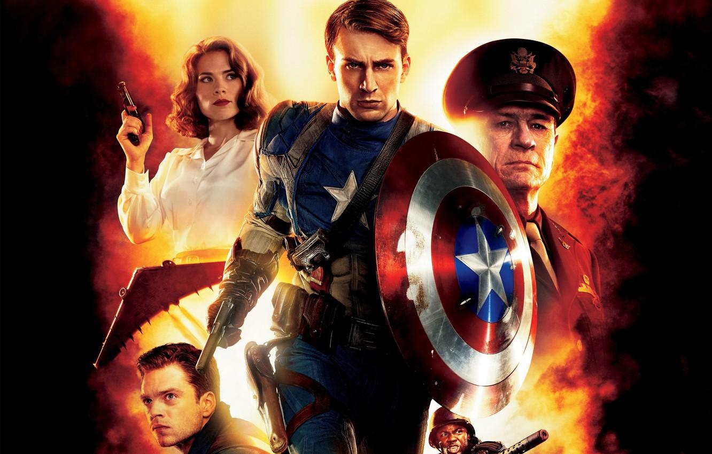 Обои Крис эванс, chris evans, мстители, steve rogers, captain america, the avengers. Фильмы foto 15