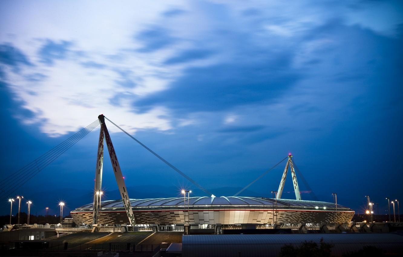 Ювентус стадион обои