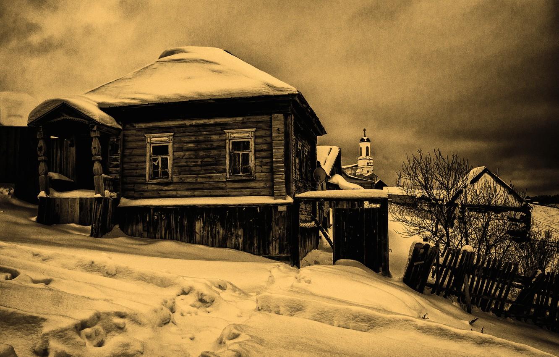 голову над фото старых сел и деревень одна клиентка