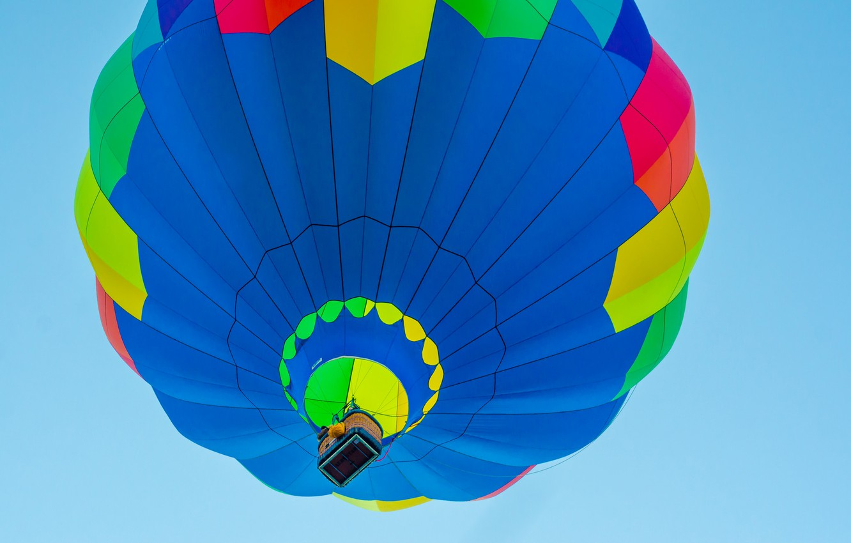 Обои воздушный шар, корзина. Авиация foto 16