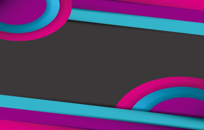Обои colorful, background, geometry, colors, Abstract, shapes, rainbow. Абстракции foto 15