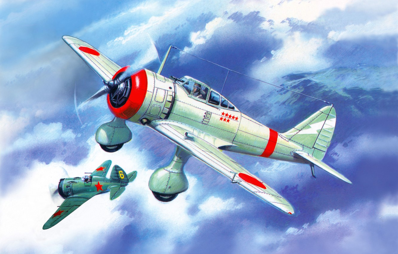 Обои ла-7, советский, одномоторный, одноместный, лавочкин. Авиация foto 17