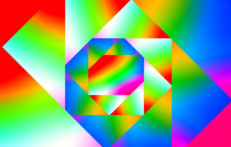 Обои спираль, волна, узор, Цвет, симметрия. Абстракции foto 9