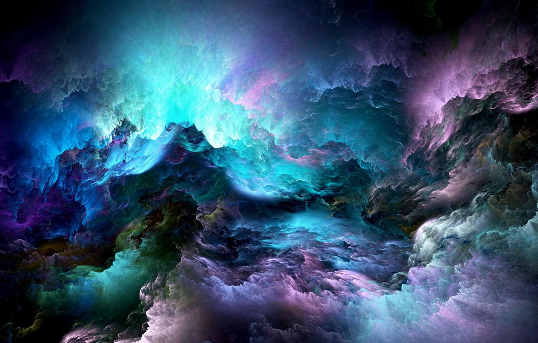 Обои atmosphere, violet, colors. Космос foto 16