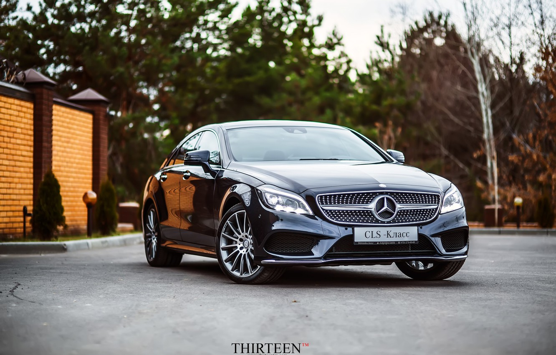 Фото обои машина, авто, CLS, фотограф, оптика, перед, Mercedes, Benz, auto, photography, photographer, Thirteen