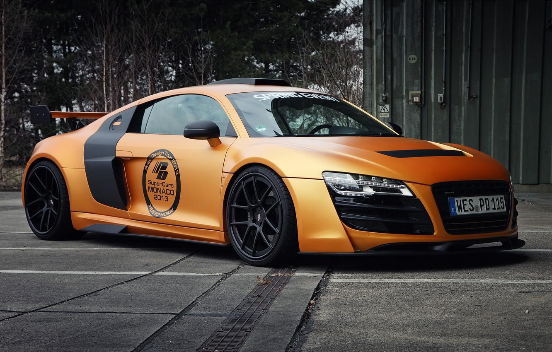 Фото обои Audi, Design, Prior
