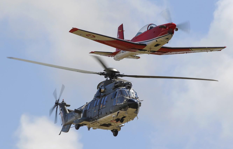 Обои pc-7, тренировочный, Самолёт. Авиация foto 8