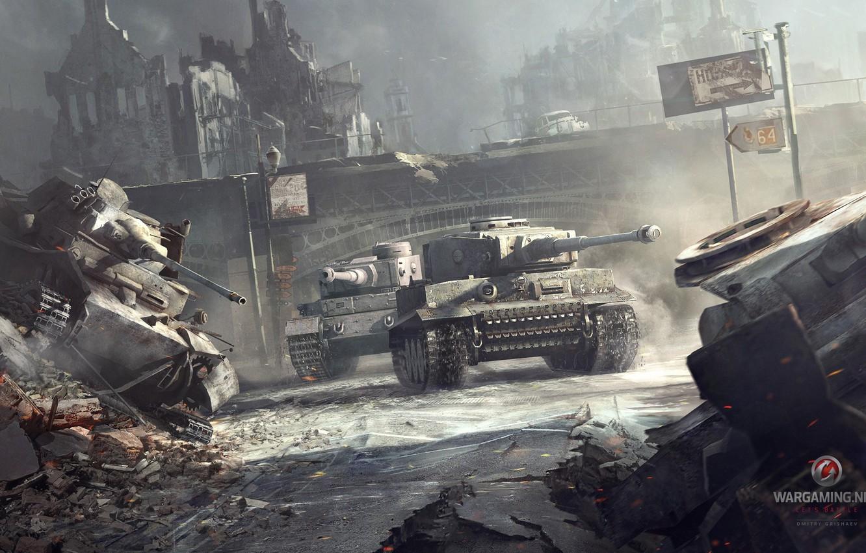 Обои дым, World of tanks. Игры foto 11