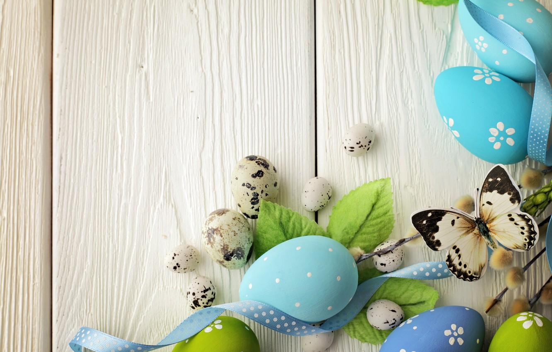 Фото обои цветы, яйца, Пасха, flowers, Easter, eggs