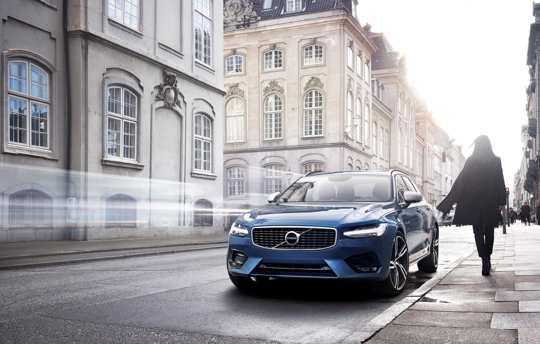 Фото обои Volvo, вольво, S90