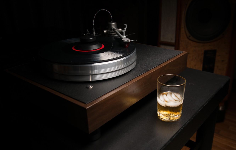 Фото обои музыка, Whiskey, VPI Classic