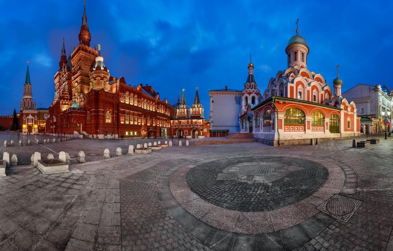 Обои кремль, россия, moscow, площадь, kremlin, russia. Города foto 14