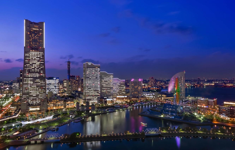 Обои Япония, houses, Cities, мегаполис., дома, Japan, megapolis. Города foto 18
