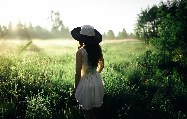 Девушка лето картинки на аву
