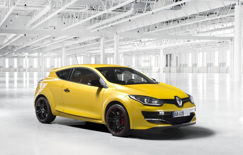 Фото обои Renault, Megane, 2013