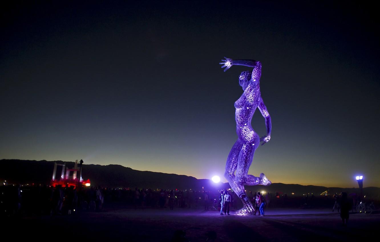 Обои сша, искусство, люди, Burning-man. Разное foto 8