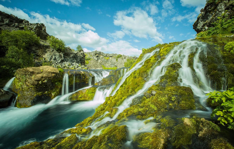рожденья картинки на рабочий стол водопады реки какая- папка