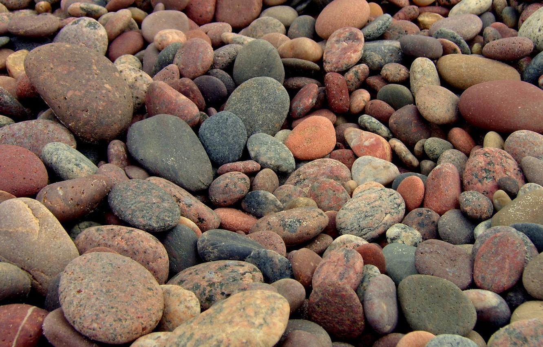 Фото обои мозаика, камни, пейзажи
