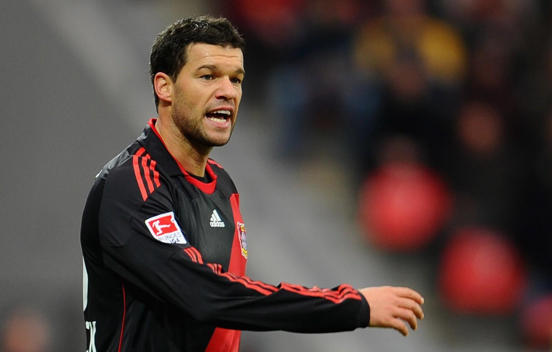 Фото немецкого футболиста баллака