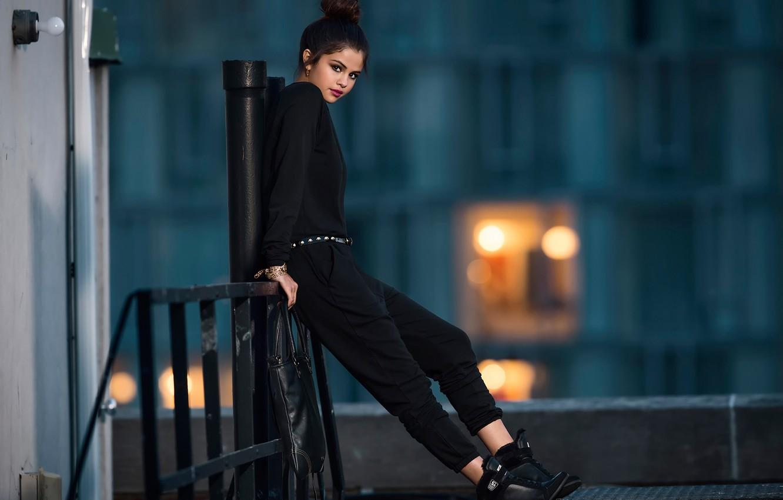 Фото обои фотосессия, бренд, Selena Gomez, Adidas Neo