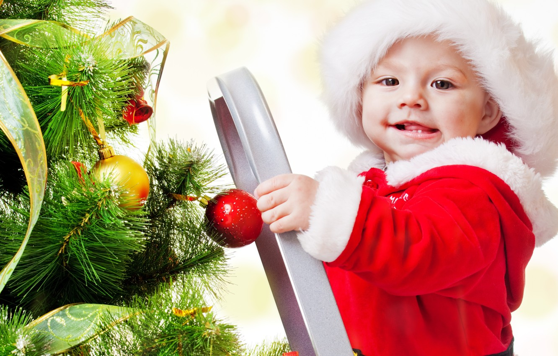 Новогодняя картинка для детей фото