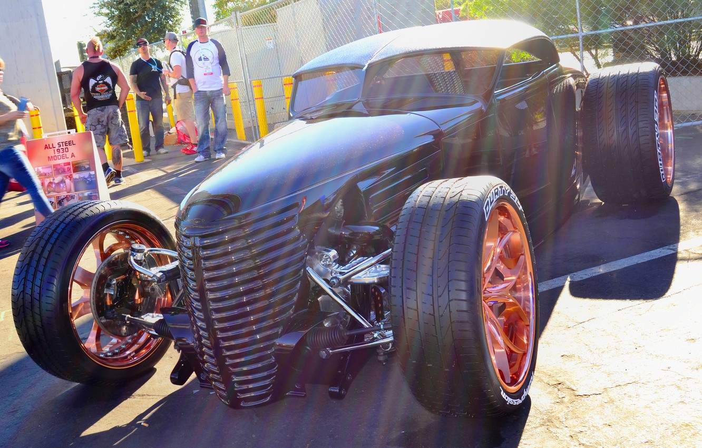 Фото обои Hot Rod, колёса, Хот-род