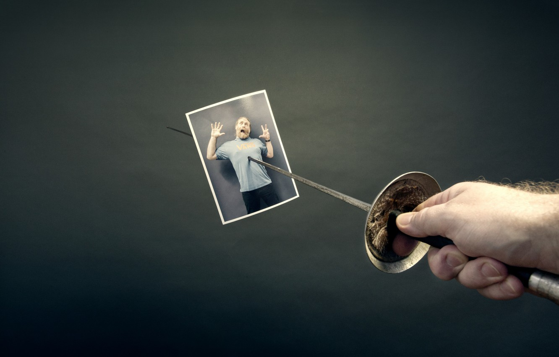 Фото обои фото, человек, шпага