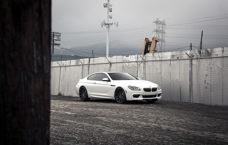 Фото обои бмв, BMW, 640i, F13, Giovanna