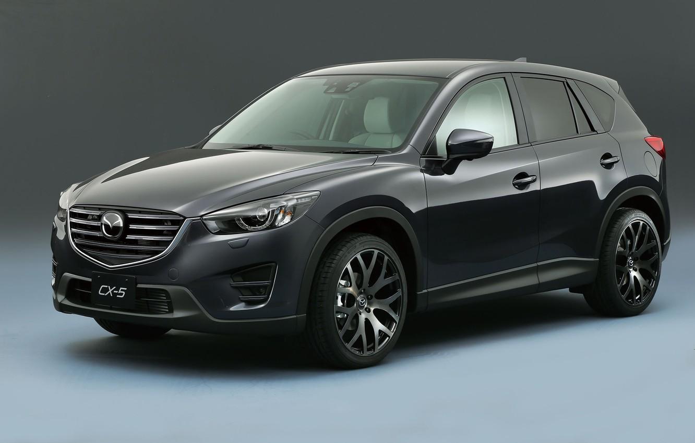 Фото обои Concept, Mazda, мазда, 2015, CX-5