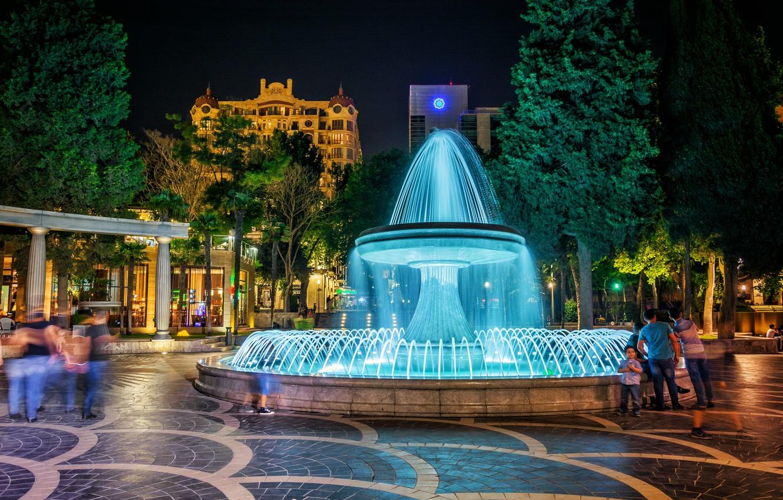 достопримечательности азербайджана фотографии ангел хранитель