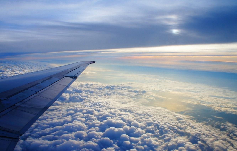 Обои в небе, Самолёт. Авиация foto 13