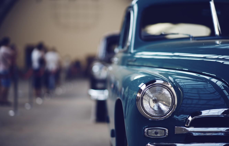 Фото обои машина, авто, фара, автомобиль