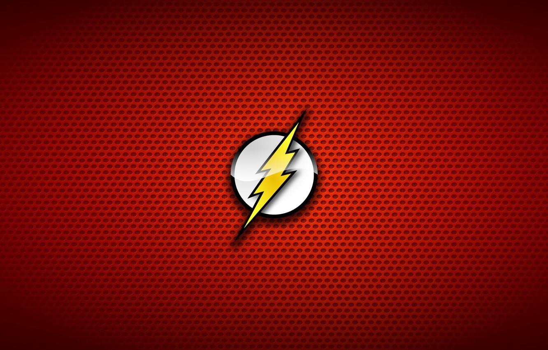 Фото обои молния, вспышка, logo, комиксы, speed, hero, dc universe, the flash, флеш