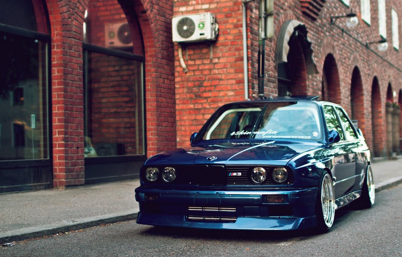 Обои Машина, Синяя, Desktop, Car