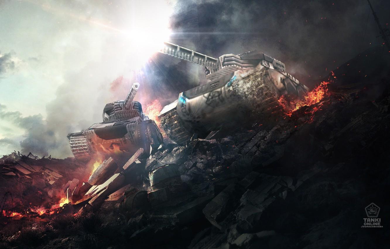 Фото обои танк, game, танки, online, flash, tank, онлайн, tanki-online, танки-онлайн, tanki