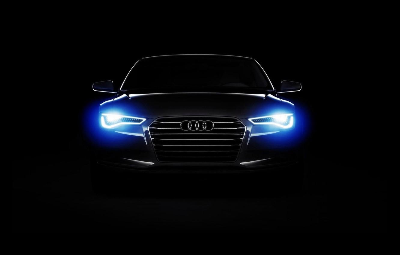 Фото обои фон, Audi, ауди
