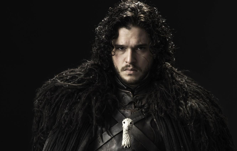 Фото обои меч, игра престолов, game of thrones, джон сноу, jon snow, кит харрингтон, night watch