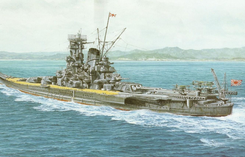 днем фото кораблей японии маугли воплощение защиты