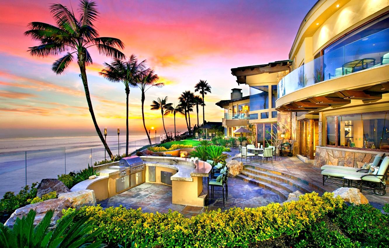 Дом океан картинки