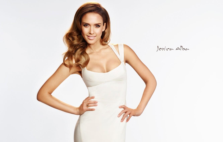 Фото обои модель, Jessica Alba, актриса, Джессика Альба