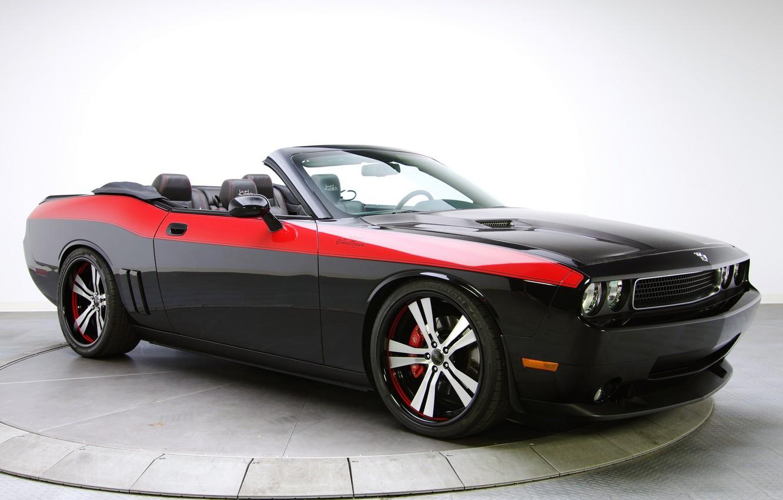 Фото обои 2008, Dodge, Challenger, Norms